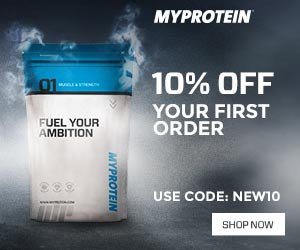 Myprotein в Севастополе: 20% off everything! ...